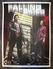 "2010 San Diego Comic Con FALLING SKIES 18"" x 24"" Promo Poster TNT/ Dark Horse"
