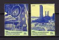 13393) UNO - ONU US$ 2000 MNH** Nuovi** UNO headquarters