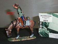 KING AND COUNTRY WSS144 GERMAN FORCES COSSACK SCOUT MOUNTED TOY SOLDIER FIGURE