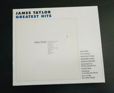 CD ALBUM - JAMES TAYLOR - GREATEST HITS