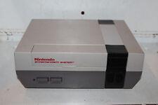 Vintage Nintendo Entertainment System Model No. NES-001 1985 Video Game Console
