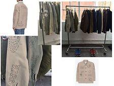 $1,900 VISVIM Travail Coverall Sketches Jacket
