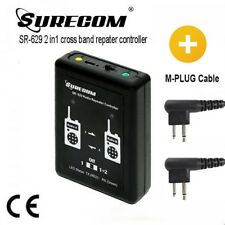SURECOM SR-629 2 in 1 Duplex Repeater Controller with Motorola cable (124057)