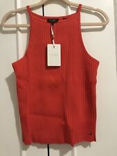 Ted Baker MYSHIL Knitted top RRP £59 Size 3 UK 12