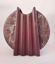 Batman Keramik 1980s West German Vase Pattern 479-17 Pottery Fat lava Ceramic
