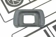 Olympus E-510 / EVOLT E-520 View Finder Cover Rubber Replacement Repair Part