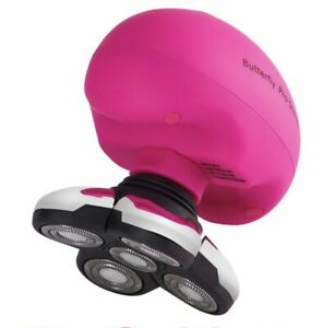 BUTTERFLY PRO LADIES ELECTRIC SHAVER KIT FOR BODY
