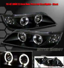1996-2002 BMW Z3 HALO PROJECTOR HEADLIGHT BLACK M COUPE
