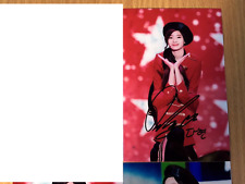 Twice Dahyun 4x6 Photo Korean autograph signed USA Seller KPOP 8