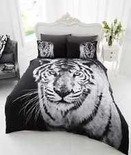 3d Pug Dog Puppy Animal Print Duvet Quilt Cover Bedding Pillowcases Linen Set Double