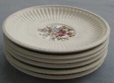 Set of SIX Wedgwood Edme Conway Saucers England
