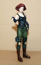1999 Metal Gear Solid McFarlane Toys Action Figure Figur Meryl Silverburgh