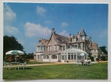 The Manor House Gothic Country Hotel Dorset Village Studland Postcard (P278)