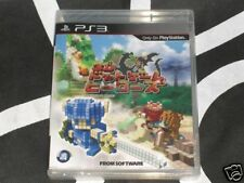 Playstation 3 PS3 Import New 3D Dot Game Heroes RPG Asian Japanese Language