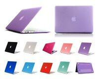 "New Crystal Plastic Hardshell Hard Case Cover For Apple MacBook Air 11.6""/13.3"""