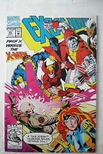 "Excalibur Issue #52 ""Prof X Vs the X-Men"" (July 1992, Marvel) FP NM"