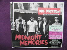 One Direction / Midnight Memories (ULTIMATE EDITION 18 TRACKS) CD New SEALED