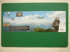 6/2009 PUB EADS DEFENCE SECURITY ADVANCED UAV DRONE ORIGINAL FRENCH AD