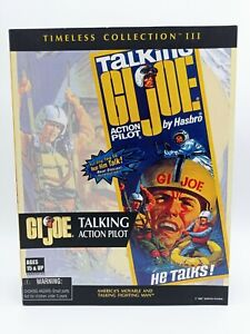 Gi Joe Man 1/6 Timeless Collection III Action Pilote HASBRO Aucune Fonctionne