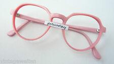 Binder Panto Brille rosa Kunststoff Gestell Damenfassung Mädchenbrille Grösse M