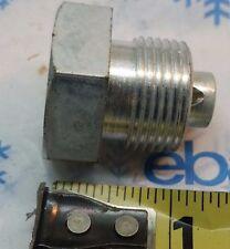High Pressure Compressor Ingersoll Air Dryer Plug 4310-00-606-0341-S031 SW45434