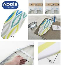 ADDIS TABLE TOP MINI IRONING LAUNDRY BOARD WITH COVER FOLDABLE PORTABLE COMPACT