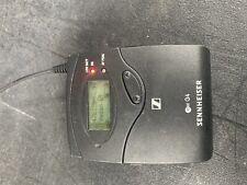Sennheiser SK 100 G4 Bodypack Transmitter (470-516 MHz) Free Shipping.