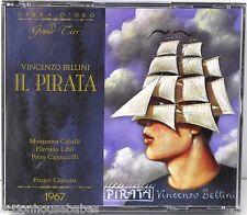 Vincenzo Bellini: Il pirata (CD, Oct-2008, 2 Discs, Opera D'Oro) - Disc Mint