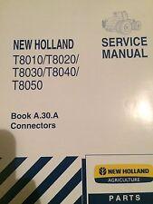 T8010/T8020/T8030/T8040/T8050 SERVICE MANUAL CONNECTORS