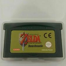 Legend Zelda Link Past Four Swords Cartridge Card Game Boy Advance GBA NDS NDSL