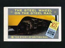 1986 Dx7 British Rail Prestige booklet - No Stamps