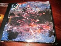 KORN - ISSUES CD LIMITED EDITION JAMIL PHOENIX CLARKE COVER 1999 METAL