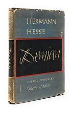 Hermann Hesse, Thomas Mann / Demian First Edition 1965