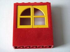 LEGO 6236c02 @@ Window 2 x 6 x 6 Freestyle with Yellow Window 1 x 3 x 4 Panes