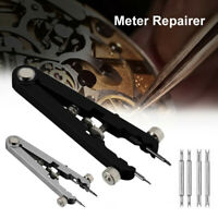 6 Pins + Watch Bracelet Spring Bar Standard Plier Remover Replace Stainless Tool