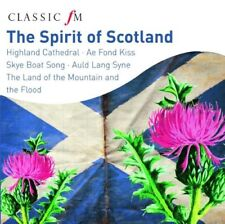 The Spirit of Scotland [CD]
