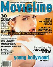 Movieline 3/99,Angelina Jolie,March 1999,NEW