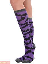 Amscan International Adults Socks Bat Knee High