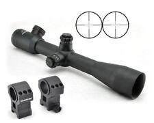 Visionking 6x42 Mil dot 30 Hunting Tactical Rifle scope & Rings .223 .308 .3006