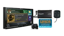 "Pioneer AVH-600EX 7"" DVD w/ SiriusXM Satellite Radio Bluetooth & Backup Camera"