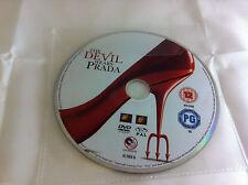 The Devil Wears Prada DVD R2 Film - DISC ONLY in Plastic Sleeve
