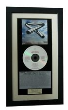 MIKE OLDFIELD Tubular Bells CLASSIC CD Album QUALITY FRAMED+EXPRESS GLOBAL SHIP