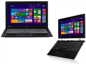Toshiba Portege Z20t 2 in 1 Laptop and Tablet