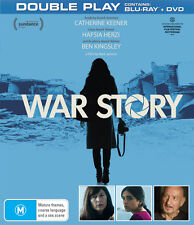 War Story (Double Play - Blu-ray with DVD disc) - ACC0379