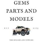 Gems Parts and models