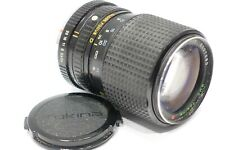 Pentax K mount fit Tokina RMC 35-105mm 1:3.5-4.5 lens, PK camera mount