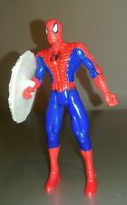 Marvel SPIDER-MAN Spider Attack Web SPIDER-MAN Figures - 1998