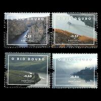 Portugal 2012 - The Douro River Nature Landscape - Sc 3428/31 MNH