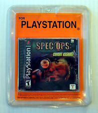 Spec Ops: Covert Assault ~ Brand NEW Sealed ~ Playstation PS 1 Video Game RARE