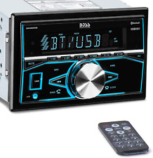 BOSS Audio Systems 820BRGB Multimedia Car Stereo - Double Din, Bluetooth Audio